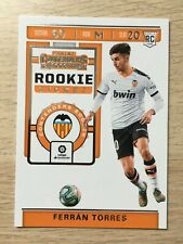 Panini Chronicles Soccer 2019-20 Rookie Ticket #10 Ferran Torres Valencia CF RC