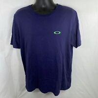 Oakley Men's Custom Fit Short Sleeve Oakley Team Always First T Shirt Size 2XL
