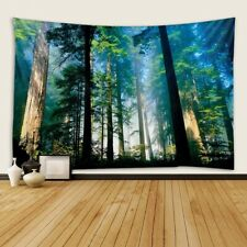 Nature Landscape Printed Tapestry Wall Hanging Art for Bedroom Living Room