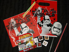Childrens Party STAR WARS BB8/Tropper Pre filled Party Bags! *Combined Postage*