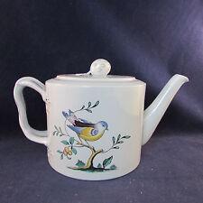 Spode Fine Stone QUEENS BIRD Teapot