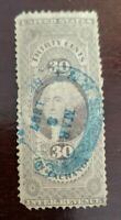 US Revenue Stamp Collection Scott # R52c - Used