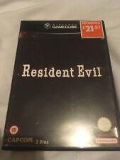 Nintendo Gamecube Capcom Resident Evil Redux RARO Y COMPLETO PAL Reino Unido