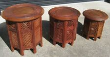 Solid Wood Asian Tables