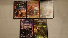 Warhammer 40,000 Dawn of War - Full Set of 4 Games x PC