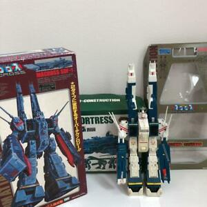 Macross Sdf-1 Takatoku Forced Attack Popy Superalloy Showa Retro Toy Things At