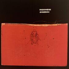 Radiohead : Amnesiac Cd (2001)