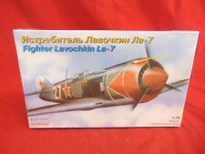 Eastern Express 1/72 LA-7 Soviet Fighter Aircraft Model Kit 72283 New In Box!