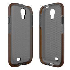 Case Cover For Samsung Galaxy S4 I9500 Smokey Black Tech21 D3O Impact Mesh