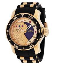 Invicta Marvel Thanos Gold Men's Wristwatch - 34750