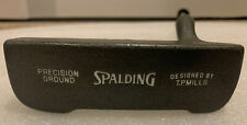"Spalding Precision Ground TP Mills TPM 9 putter 35"" Super Stroke Fatso Grip"