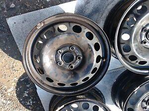 Audi A3 8P Felge Stahlfelge schwarz 6Jx16 ET 50 5x112 8P0601027