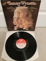 """Tammy Wynette – No Charge Vinyl 12"""" Compilation LP Embassy EMB 31386 1976"""