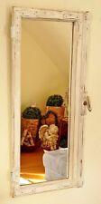 Alte Fenster shabby chic Antik Spiegel Vintage Sprossenfenster upcycling
