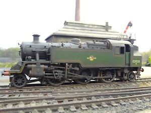 BACHMANN DCC FITTED BR 3MT TANK LOCO 82030 (LINESIDE WEATHERED) 31-976A
