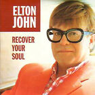 CD Single Elton JOHN Recover your soul 2-track CARD SLEEVE NEW SEALED