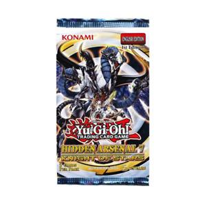 YuGiOh Hidden Arsenal 7 Booster Pack