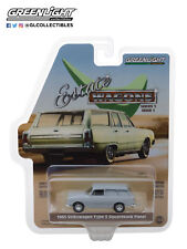 Greenlight 1:64 Estate Wagons Sr 1 1965 VW Type 3 Squareback Panel