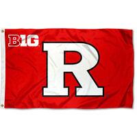 Rutgers Big 10 Flag 3x5 Banner