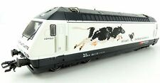 """Märklin 34612 E-Lok Re 460 """"Milch"""" der SBB, Metall, Delta, OVP, TOP ! (DK051)"""