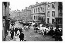 pt2491 - Cattle Market , Knaresborough , Yorkshire - photograph 6x4