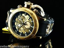 Invicta Russian Diver Anniversary Ed. Swiss Chrono Rotating Disc DL 18KGP Watch