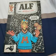 Alf comic book no.10 1989 from marvel