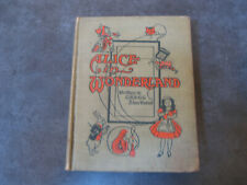 Alice in Wonderland 1919 written in Gregg shorthand hardback