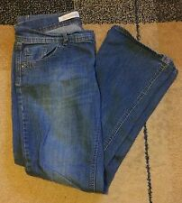 "NEXT ""BOOTCUT MADE WITH LOVE"" jeans siz 14 REG insid leg: 30 inches EXCELL COND."