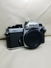 Excellent Nikon FM2n Silver Body only