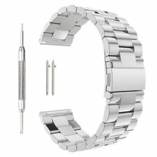 Quick Release Bracelet 18mm 20mm 22mm 23mm Stainless Steel Replacemen watch band