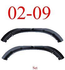 02 09 Dodge Ram Inner Wheelhouse Arch Set Panel Wheel House 1583-315