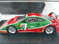 Red Line 1/43 Ferrari F40 #40 Le Mans 1995 RL055