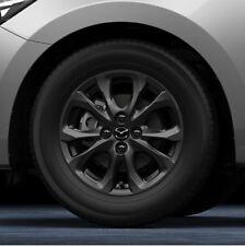 """Genuine Mazda 2 Dark Gunmetal 15"""" Alloy Wheel D09V-V3-810 -CN"""