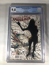 Amazing Spider-Man 4 CGC 9.8 Ramos 1:10 1st Silk Cindy Moon Spiderverse  PG - W