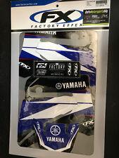Yamaha TTR125 2006 2007 Sticker Kit Graphics 20-01240