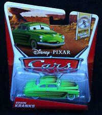 New Disney Pixar CARS 2 Radiator Springs Retro EDWIN KRANKS - MIP