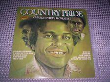 CHARLEY PRIDES 18 GREATEST  LP  1979