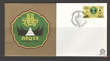 INDONESIA 1983 FDC SHP 142 + BLANK