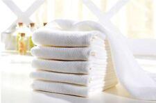 6 X 100 Bamboo Muslin Squares Baby Gauze Bath Wash Cloths Burpy Bibs 40*40cm