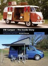 VW CAMPER - THE INSIDE STORY: A GUIDE TO VW CAMPING CONVERSIONS AND INTERIORS