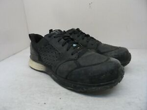 Timberland PRO Men's Reaxion Composite Toe Work Shoe A21SS Black/White 10.5W