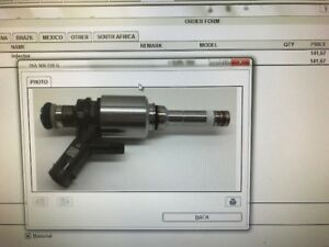 BRAND NEW VOLKSWAGEN OEM 2.0L Fuel-Injector 06A906036D, 06A906036G