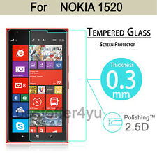 Premium Tempered Glass Film Screen Protector For Nokia Lumia 1520