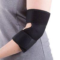 Bluestone Neoprene Elbow Support Adjustable Support Wrap Easy On/Off