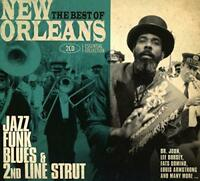 The Best of New Orleans [CD]