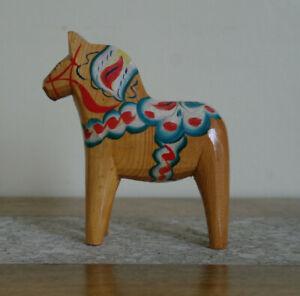 Wooden Dala Horses, Dala Horse Sweden, Nils Olsson, Ornament.