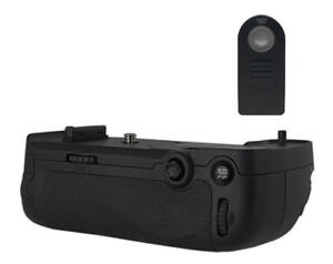 Nikon D750 Batteriegriff Akkugriff MB-D16 Akku Batterie inkl. Infrarotauslöser