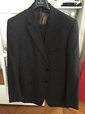 Costume Complet PAUL SMITH Gris Taille 52 Quasi neuf Superbe