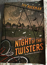 A Trophy Bk.: Night of the Twisters by Ivy Ruckman (2003, Paperback, Reprint)